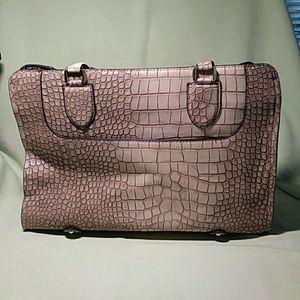 Bags - London Fog Shoulder Bag Tan